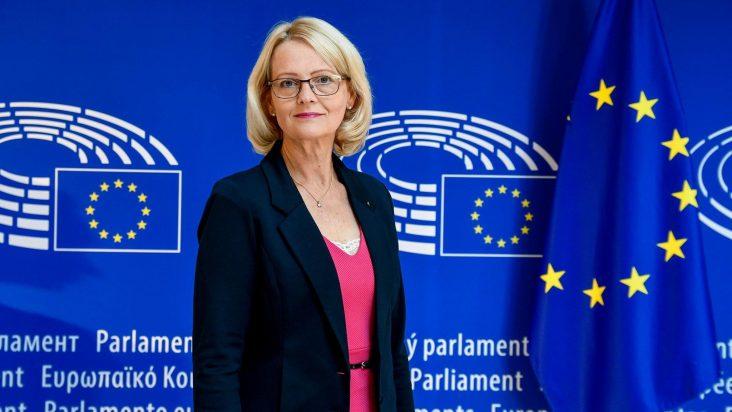 Europaparlamentariker Heléne Fritzon